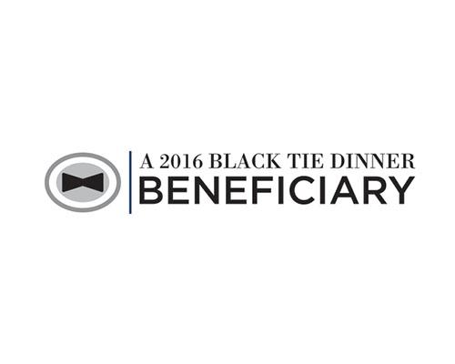 Black Tie Dinner Logo