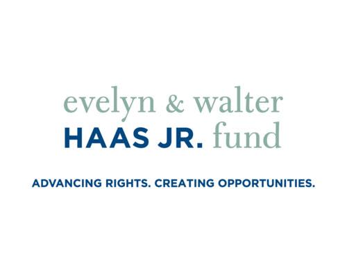 Evelyn & Walter Haas Jr. Fund Logo