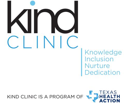 Kind Clinic Logo