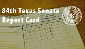 Senate Report Card