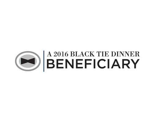 Black Tie Dinner Logo