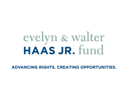Evelyn & Walter Haas Jr. Fund Logo