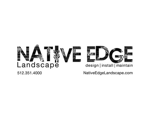 Native Edge Landscape Logo