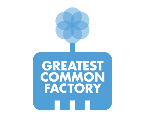 Greatest Common Factory Logo